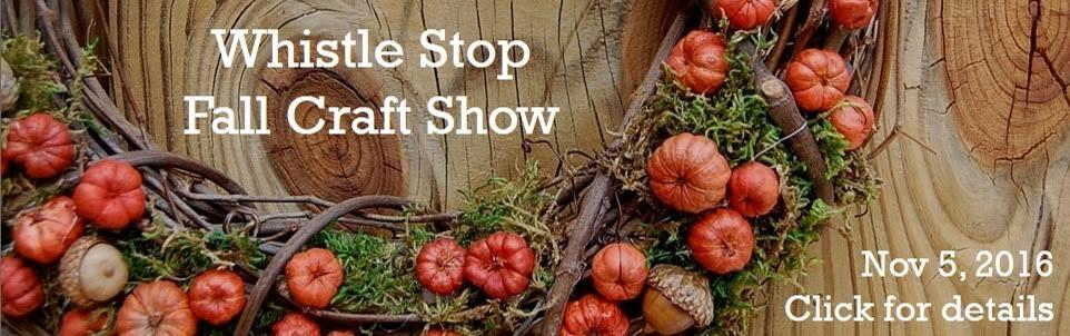 Fall craft show 2016