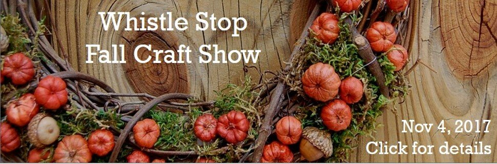 Fall craft show 2017