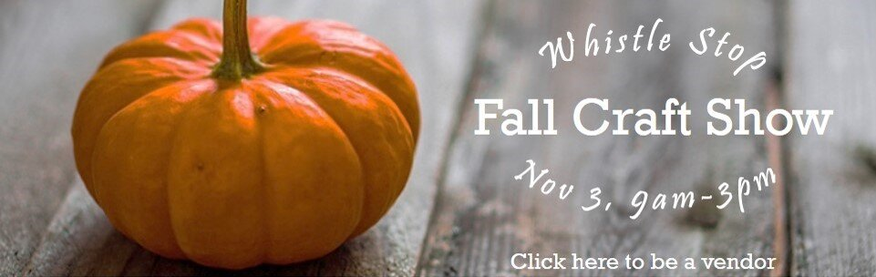 Fall craft show 2018 Banner