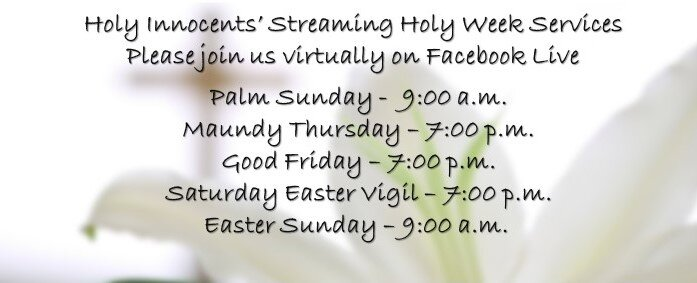 Holy Week Services (2)