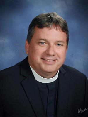 The Rev. Bryan O'Carroll Thumbnail
