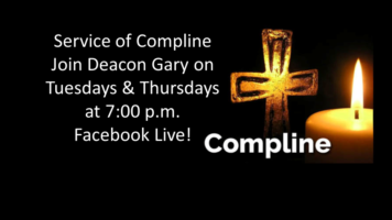 Service of Compline Featured Image