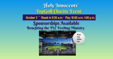 TopGolf Charity Event Featured Image