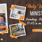 Ministry Fair Sunday, Sept. 26 Thumbnail