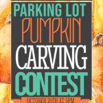 Parking Lot Pumpkin Carving and Movie on the Lawn Thumbnail