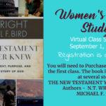 Women's Bible Study Thumbnail