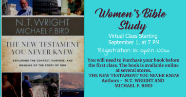 Women's Bible Study Featured Image