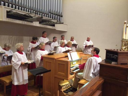 Music Ministry - Holy Innocents' Parish Choir
