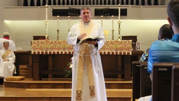 Rev Bryan O'Carroll