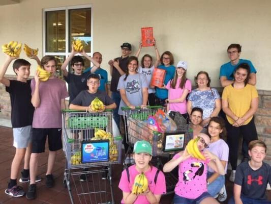 Holy Innocents' Episcopal Church Youth Group